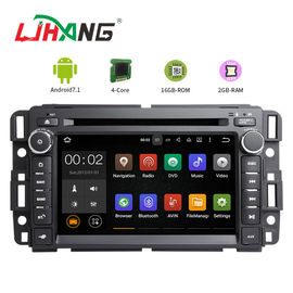 7.1 Android Car DVD Player GPS Kontrol Roda Kemudi Canbus Multi-Bahasa