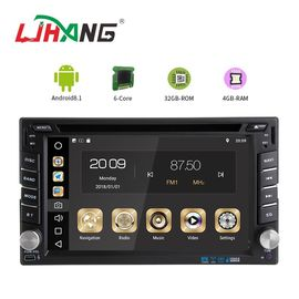 Android 8.1 Universal Car DVD Player Dengan Fungsi USB SD SWC FM TV